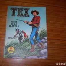 Cómics: TEX Nº 17 EDITA BURU LAN. Lote 145038802