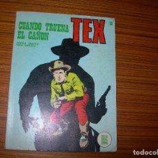 Cómics: TEX Nº 28 EDITA BURU LAN. Lote 145038858