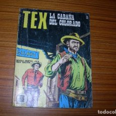 Cómics: TEX Nº 31 EDITA BURU LAN. Lote 145039066