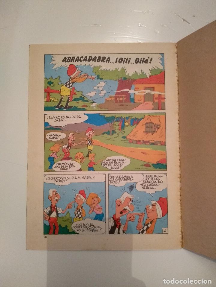 Cómics: Chicos nº 6 - Buru Lan - Incompleto - Foto 2 - 145371702