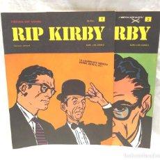Cómics: RIP KIRBY Nº 1 Y 2 EDITORIAL BURU LAN AÑO 1973, BUEN ESTADO. Lote 145463994