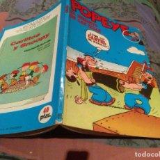 Cómics: POPEYE Nº 10 EL SECRETO DE LAS ISLAS - EDICIONES BURU LAN-1971. Lote 145522530