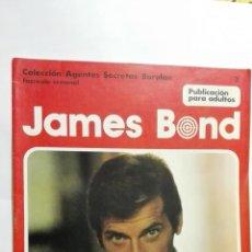 Cómics: JAMES BOND, COLECCION AGENTES SECRETOS, Nº 3. Lote 145943930