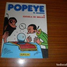 Cómics: POPEYE Nº 3 EDITA BURULAN . Lote 146084066
