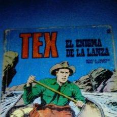 Cómics: TEX - BURU LAN - NUMERO 33 - EL ENIGMA DE LA LANZA . Lote 146462278