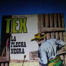 Cómics: TEX - BURU LAN - NUMERO 76 - LA FLECHA NEGRA -. Lote 146462286