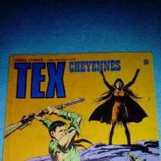 Cómics: TEX 86: CHEYENNES, 1974, BURU LAN. Lote 146462314