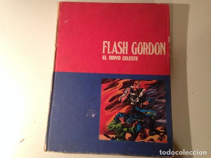 FLASH GORDON LOTE 2 TOMOS (Tebeos y Comics - Buru-Lan - Flash Gordon)