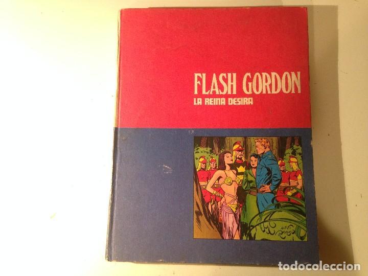 Cómics: Flash Gordon Lote 2 tomos - Foto 5 - 146582998