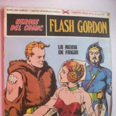Cómics: FLASH GORDON . Nº 2 , 1971. DE BURU LAN COMICS. Lote 146608410