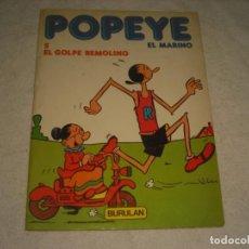 Cómics: POPEYE EL MARINO Nº 5 . EL GOLPE REMOLINO .. Lote 146683750