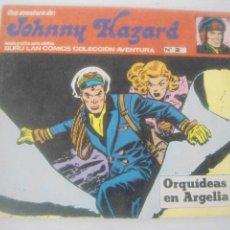 Cómics: JOHNNY HAZARD Nº 2 - ED. BURU LAN. Lote 147599310