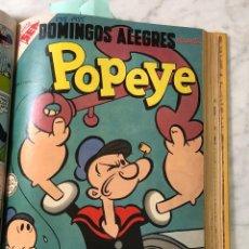 Cómics: DOMINGOS ALEGRES-POPEYE-Nº43-AÑOI (20€) . Lote 147759430