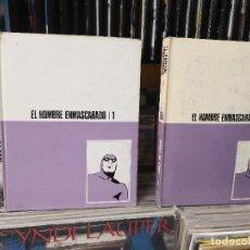 Cómics: EL HOMBRE ENMASCARADO TOMOS MORADOS Nº 1 Y 2, ED BURULAN,. Lote 147841702