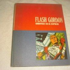 Cómics: FLASH GORDON , TOMO 8. HEROES DEL COMIC . SABOTAJE EN EL ESPACIO. TAPA DURA.. Lote 147893374