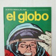 Cómics: EL GLOBO Nº 20. THE SPIRIT, MAFALDA, POGO, JEFF HAWKE.... Lote 148145194