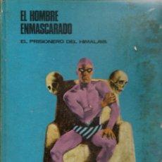 Cómics: EL HOMBRE ENMASCARADO. TOMO 1. EL PRISIONERO DEL HIMALAYA. BURU LAN. (RF.MA).Ñ5.. Lote 148548894