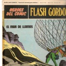 Fumetti: FLASH GORDON. VOLUMEN 5. FASCÍCULO 60. EL MAR DE LLAMAS. HÉROES DEL COMIC. BURU LAN (RF.MA)Ñ5. Lote 148570646