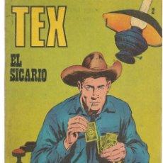 Cómics: TEX. Nº 2. EL SICARIO. BURU LAN EDICIONES. (RF.MA)PL12. Lote 148696638