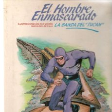 Cómics: EL HOMBRE ENMASCARADO. TOMO 14. LA BANDA DEL ¨TUCÁN ¨. BURU LAN. (RF.MA)Ñ5. Lote 148777666