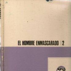Cómics: EL HOMBRE ENMASCARADO. TOMO 2. BURU LAN. 1971.(ST/MG/B. Lote 149478878