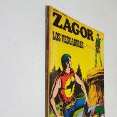 Cómics: ZAGOR. Nº 54. BURU LAN.. Lote 149515446