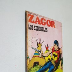 Cómics: ZAGOR. Nº 53. BURU LAN.. Lote 149515622