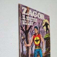 Cómics: ZAGOR. Nº 52. BURU LAN.. Lote 149515810