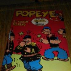 Cómics: POPEYE Nº 9 BURU LAN. Lote 149601550