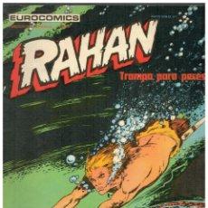 Cómics: RAHAN Nº 2. BUENO. BURU LAN,1974.. Lote 149630174