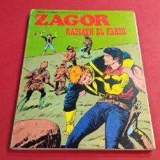 Cómics: ZAGOR 71 BURU LAN. Lote 149828645
