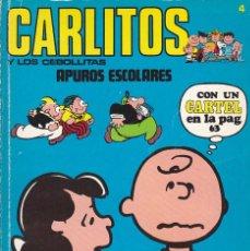 Cómics: COMIC COLECCION CARLITOS Nº 4 CON CARTEL. Lote 149850846