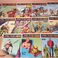 Cómics: HEROES DEL COMIC-FLASH GORDON-16 COMIC-BURU LAN-NUMEROS-1-2-4-5-6-7-8-9-10-11-12-13-14-16-17-37-. Lote 149857954