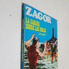 Cómics: ZAGOR. Nº 25. BURU LAN.. Lote 151008778