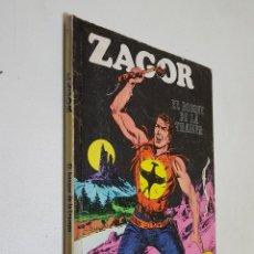 Cómics: ZAGOR. Nº 1. BURU LAN.. Lote 151011282