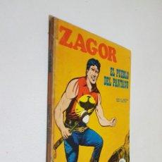 Cómics: ZAGOR. Nº 7. BURU LAN.. Lote 151011526