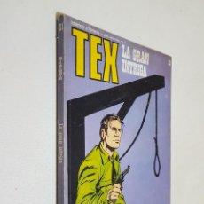 Cómics: TEX. Nº 81. BURU LAN.. Lote 151012842