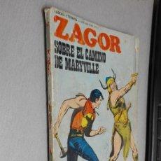 Cómics: ZAGOR Nº 57: SOBRE EL CAMINO DE MARYVILLE / BURU LAN EDICIONES 1973. Lote 151086166