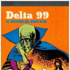 Comics: DELTA 99 -EL MISTERIO DEL BUICK AZUL- TOMO DE 120 PÁGINAS. BURU LAN,1971.MUY BUENO.. Lote 151161930