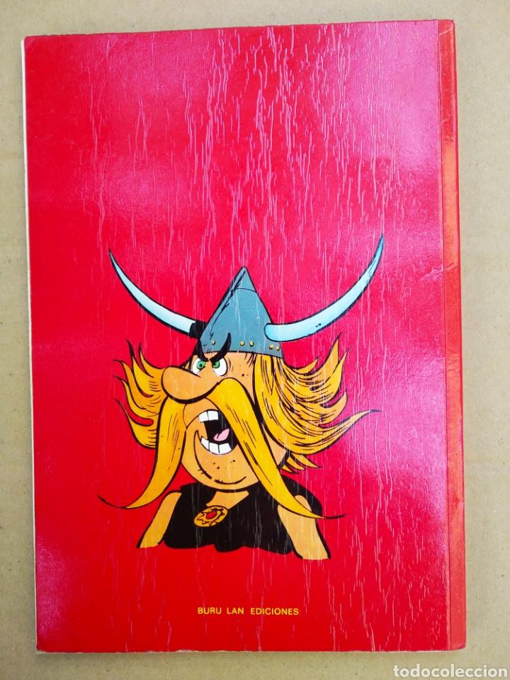 Cómics: Alex en Hispania n°6 (Buru Lan, 1973). 64 páginas a color más cubiertas en rústica. - Foto 2 - 151252090