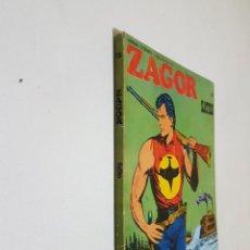 Cómics: ZAGOR. Nº 54. BURU LAN.. Lote 151523026