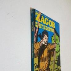 Cómics: ZAGOR. Nº 65. BURU LAN.. Lote 151523254