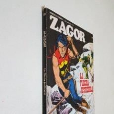Cómics: ZAGOR. Nº 69. BURU LAN.. Lote 151523594