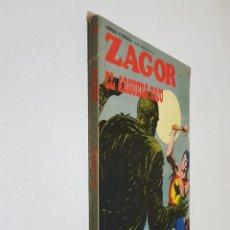 Cómics: ZAGOR. Nº 68. BURU LAN.. Lote 151523822