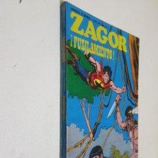 Cómics: ZAGOR. Nº 67. BURU LAN.. Lote 151524426
