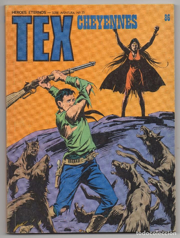 TEX Nº 86 (BURU LAN 1974) (Tebeos y Comics - Buru-Lan - Tex)