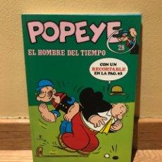 Cómics: POPEYE EL HOMBRE DEL TIEMPO NÚMERO 28 BUEN ESTADO. Lote 152229121