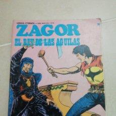 Cómics: ZAGOR, EL REY DE LAS AGUILAS, BURULAN EDICIONES. Lote 152479593