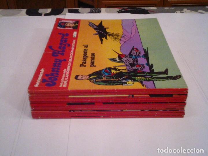 Cómics: JOHNNY HAZARD - ANTOLOGIA DEL COMIC BURU LAN - COMPLETA - 11 NUMEROS - BUEN ESTADO - GORBAUD -CJ 4 - Foto 2 - 152510522