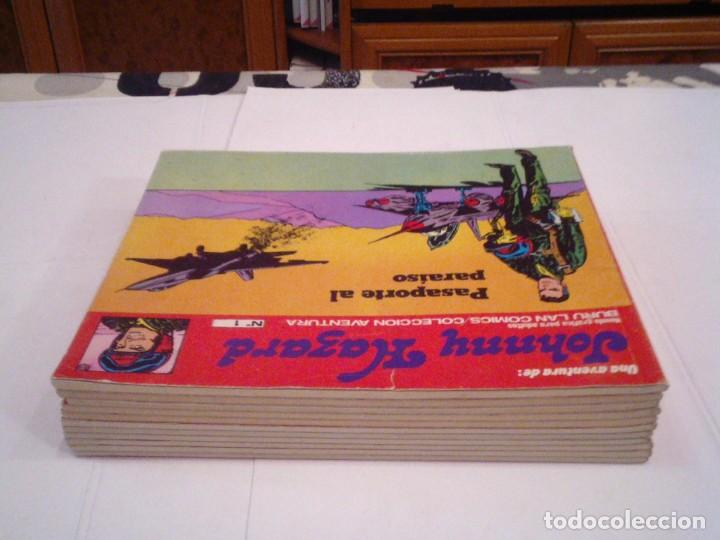 Cómics: JOHNNY HAZARD - ANTOLOGIA DEL COMIC BURU LAN - COMPLETA - 11 NUMEROS - BUEN ESTADO - GORBAUD -CJ 4 - Foto 3 - 152510522